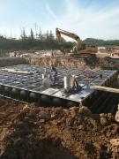 消防箱泵一体水箱、地埋箱泵一体化