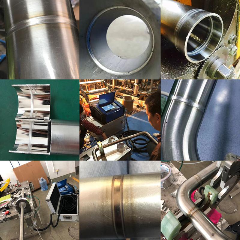 特殊气体管道密封式环缝自动焊机