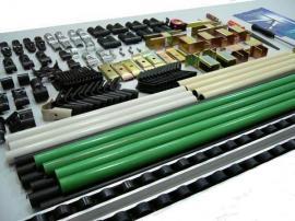 精益管 线棒 钢塑复合管
