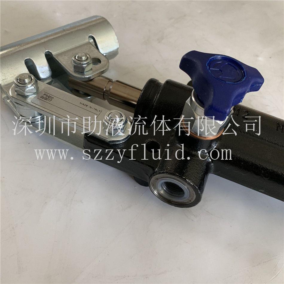 优势提供意大利OLEOWEB手动泵PM20系列手动泵PM20P
