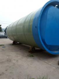 地埋式一体化污水泵站、一体化污水提升泵站
