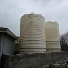 大型污水储罐循环设备配套储罐抗紫外线塑料储罐50立方容量