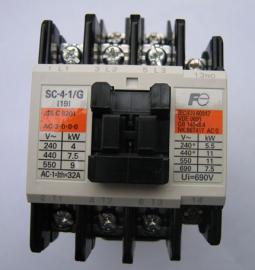富士SH-4/3A1B 110V接触器式中间继电器