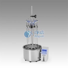 净信12位圆形水浴氮气吹扫仪SD-12氮吹仪