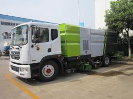 全国新国六东风多利卡15吨洗扫车(现货)