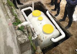 建设家用玻璃钢化粪池标准图集