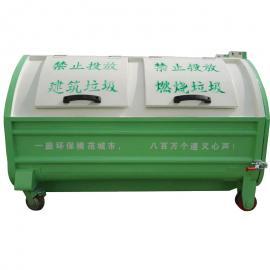 2.5立方中型垃圾箱 �敉庵行屠�圾桶