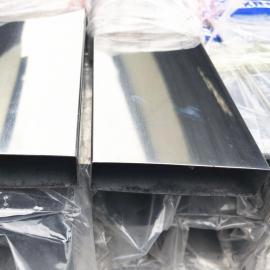 光面304不锈钢矩形管,非标不锈钢矩形管