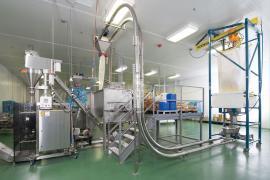 碳钢材质、管索式粉体输送机