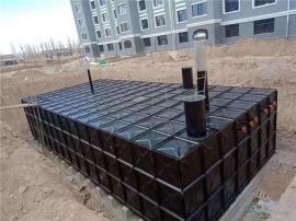 智能箱泵一体化-箱泵一体化给水设备定做