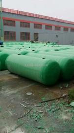玻璃钢化粪池玻璃钢隔油池10吨化粪池