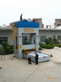 500吨立式压板合模机[ 型号 参数]-广 东耐斯合模机设备有限公司