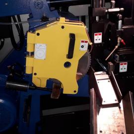 数控圆锯机WS-75C 全自动金属圆锯机 钛合金切割机环保防尘