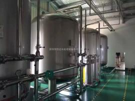小区-5100高端直饮水设备-食品级不锈钢材质卓越品质