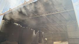 料仓喷雾喷淋系统
