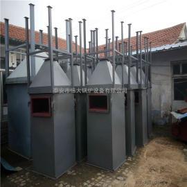 陶瓷多管水浴除�m器 除�m效率高效 燃煤��t除�m器