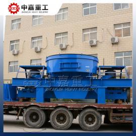 砂石料厂专用制砂机|制砂磨砂机器|制砂机设备中嘉重工有售