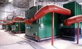 锅炉风机噪声治理,锅炉风机消声器