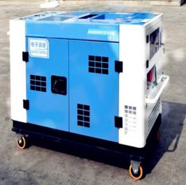 10千瓦货车车载发电机-工业厂房应急电源