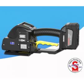 P328电动打包机FROMM电动塑钢带打包机 全自动PET打包机