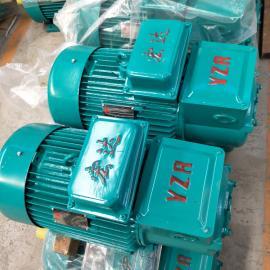 YZR系列冶金及起重用��l�{速���C