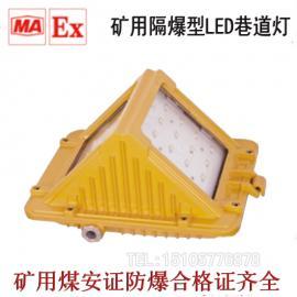 金�王DGS40/127L(A)�V用隔爆型LED巷道�� 三角形�p面led巷道��