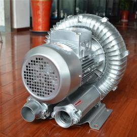4.3KW双段式高压旋涡气泵 鱼塘增氧专用高压气泵旋涡风机