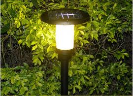 大昌太阳能灯草坪灯