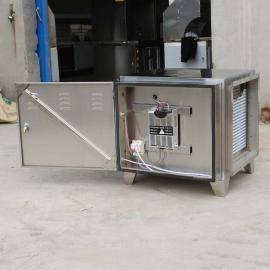 酒店餐饮厨房高压静电式油烟净化器选型原则