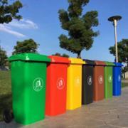 塑料环卫垃圾桶设备/机器厂家