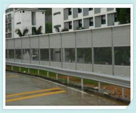道路声屏障 高速公路声屏障 隔音降噪声屏障