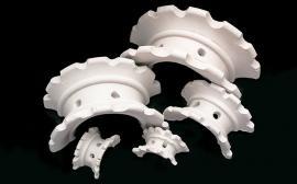 25mm陶瓷��鞍�h填料