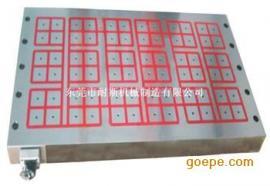 加工中心磁盘-CNC磁盘-电控永磁盘-机械磁盘-断电不断磁