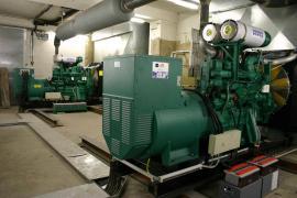柴油发电机降噪处理,柴油发电机组噪音治理