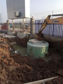 雨水处理一体化泵站厂-预制一体化泵站工程