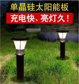 大昌太阳能灯草坪灯-家用草坪灯-自动亮灯
