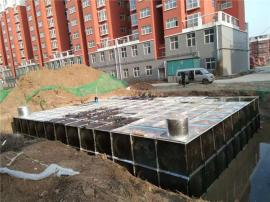 地埋式BDF水箱-消防箱泵一体化设备