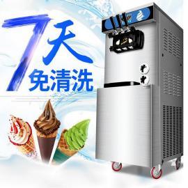 小型冰淇淋机器报价,冒烟的冰淇淋机,冰淇淋机加盟