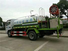 3吨防疫车40米喷雾车农场养殖场消毒车