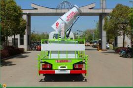 3吨防疫车80米降尘车农场养殖场消毒车