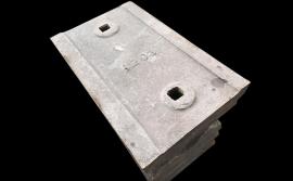 江河机械耐磨衬板定制 耐磨煤仓衬板自营