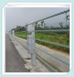 缆索护栏安装 缆索防护栏 五索缆索护栏