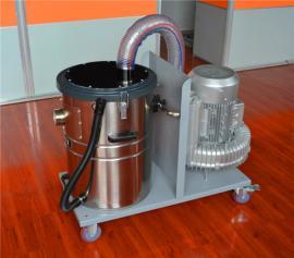5.5KW移动式吸尘器 脉冲反吹集尘机 工业高压吸尘器