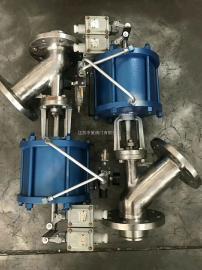 HG5-89-1不锈钢手动上展式放料阀