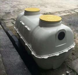 玻璃钢一体化化粪池改厕用