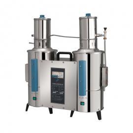 申安智能断水自控不锈钢电热 二次蒸馏纯水提取仪ZLSC-5