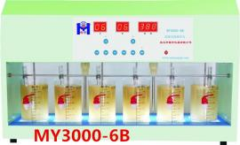 MY3000-6B梅宇实验室数显搅拌器 混凝试验搅拌机