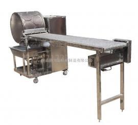 知名烤鸭饼机生产厂家