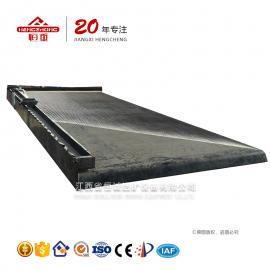 玻璃钢摇床面〈选金摇床面〈铅锌矿摇床面[优质供应商]