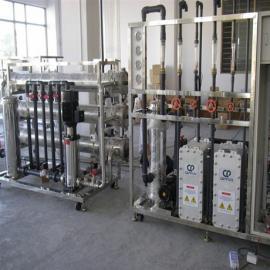 实验室高纯水设备制取|EDI超纯水设备|达方纯水设备